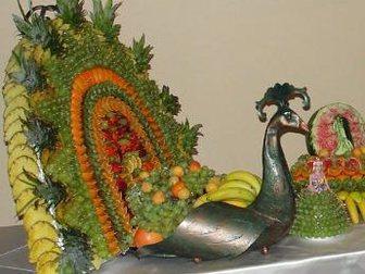 Скачать изображение Другие предметы интерьера ваза-фруктовница Райская птица 33281294 в Краснодаре