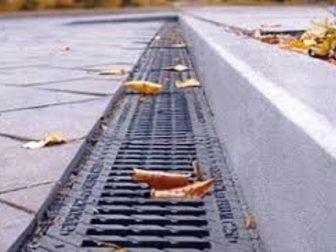 Смотреть фото ЖБИ - железобетонные конструкции и изделия Лотки водоотводные с чугунной царгой DN200 бетонные 33311276 в Краснодаре