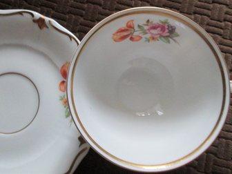 Новое фото Антиквариат, предметы искусства 2 чайные пары от Royal Fine China, Япония, 33989405 в Краснодаре