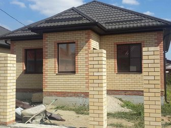 Скачать бесплатно фото  дом 75 м кв Ростовское шоссе 34043732 в Краснодаре