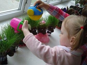 Смотреть foto Курсы, тренинги, семинары Живая игрушка, эко-сувенир «Травянчик» 34950700 в Краснодаре
