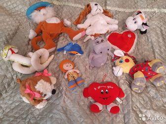 Продаю детские игрушки разныеСостояние: Б/у в Краснодаре