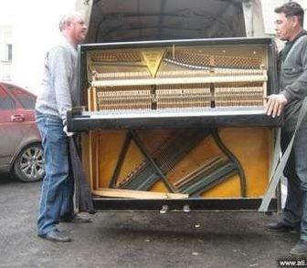 Фотография в Услуги компаний и частных лиц Грузчики перевезем ваше пианино спустим поднимем на в Краснодаре 1000