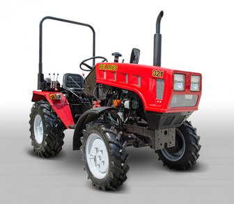 Фотография в Сельхозтехника Трактор Компактная модель оснащена надежным итальянским в Краснодаре 450000
