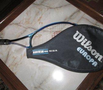 Фото в   Продам б/у ракетку для большого тенниса Wilson в Краснодаре 4000