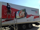 Изображение в   Дизайн и оклейка пленкой грузовых автомобилей. в Москве 5000