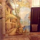 Роспись стен и потолков, Фресковая живопись от Парк Пленер