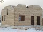 Фото в Строительство и ремонт Строительство домов Строительство дома зимой.   Строим круглогодично в Красноярске 0