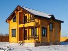 Фото в Строительство и ремонт Строительство домов 2-этажный дом 135 м² (брус) на участке в Красноярске 2300000