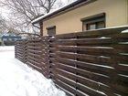 Изображение в Строительство и ремонт Строительство домов Строительство заборов, ворот, калиток: любой в Красноярске 0