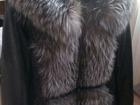 Увидеть фотографию Женская одежда Продам теплую кожаную куртку 34517498 в Красноярске