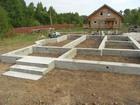 Скачать бесплатно фото  Фундамент, Строительство фундамента 35349553 в Красноярске