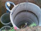Фотография в Сантехника (оборудование) Сантехника (услуги) Установка септика из железо- бетонных колец, в Красноярске 0