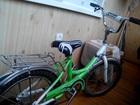 Фотография в   Продам велосипеды. 1- предназначен для ребенка в Красноярске 2000