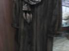 Изображение в   Продам норковую шубу, Греция, длинную в пол, в Красноярске 35000