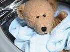 Фотография в Услуги компаний и частных лиц Помощь по дому Безопасная химическая чистка мягких игрушек в Красноярске 0
