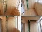 Скачать бесплатно foto Двери, окна, балконы Балконы, лоджии, обшивка и утепление внутреннее, Красноярск 38640567 в Красноярске