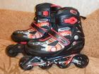 Фото в Для детей Детская обувь Продам детские раздвижные роликовые коньки. в Красноярске 1500