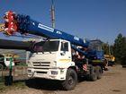 Новое изображение  Продам автокран Клинцы КС-55713-5К-4 овоидного сечения 39753522 в Красноярске