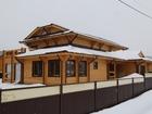 Смотреть foto Строительство домов Сруб из профилированного бруса, Под ваш проект 39812908 в Красноярске