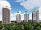 Новое изображение Новостройки Инвестор - продает -1 комн, новостройка жк, Панорама-дом-3 ( мкрн, Пашенный) 63132541 в Красноярске