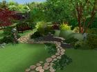 Смотреть foto  Ландшафтный дизайн сада, Озеленение, Гарантия, 67915847 в Красноярске