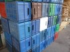 Новое фото Разное Приобретаем ящики ПНД из платсмассы 68255668 в Красноярске