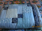 Новое foto Разное Детское одеяло печворк, размер 113*153 68715392 в Красноярске