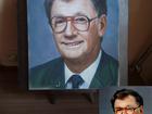 Увидеть фото  Портрет по фото на холсте 70282501 в Красноярске