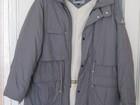 Свежее фотографию Мужская одежда Плащ-пуховик длинный с капюшоном (отстегивается) на размер 52-54 70566735 в Красноярске