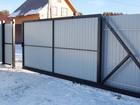 Свежее фотографию Строительство домов Услуги по производству и монтажу заборов 71104704 в Красноярске