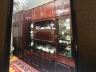 Скачать бесплатно фото  Мебельная стенка, в которую входит сервант и шкаф, можно будет купить отдельно, Шкаф с антресолями 71890768 в Красноярске