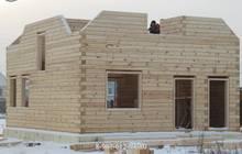 Строительство дома зимой в Красноярске