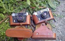 2 фотоаппарата фэд 5