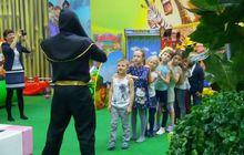 Ниндзяго (КОА) детские праздники Красноярск