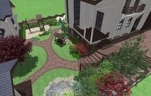 Дизайн сада, Благоустройство, Озеленение