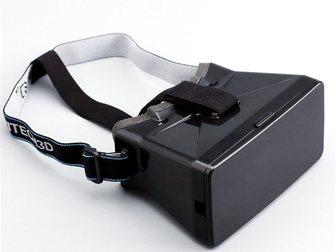 Скачать фотографию Игры Видео очки 3D для телефонов iOS и Android, Oculus Rift, Шлем 32308804 в Красноярске