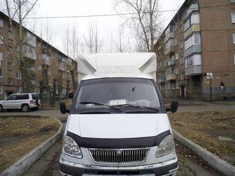 Фургон ГАЗ в Красноярске фото
