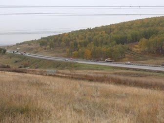 Уникальное изображение Земельные участки Продам участок ОД (общественно-деловое) на первой линии федеральной трассы М53 33597742 в Красноярске