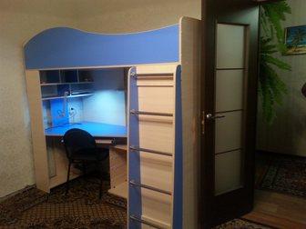 Увидеть фотографию Мебель для детей кровать - чердак для подростка (новая) 33875553 в Красноярске