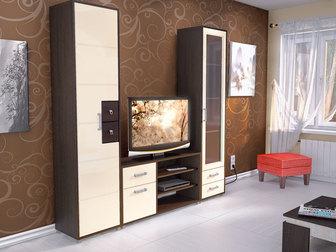 Скачать изображение Мебель для гостиной МОДУЛЬНАЯ МЕБЕЛЬ ДЛЯ ГОСТИНОЙ ДОМИНО 35236317 в Астрахани