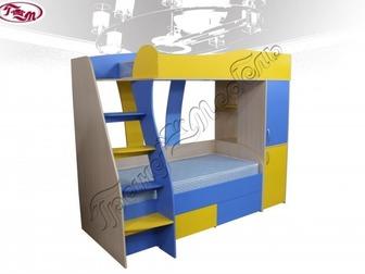 Скачать бесплатно фотографию  кровать детская 36669508 в Красноярске