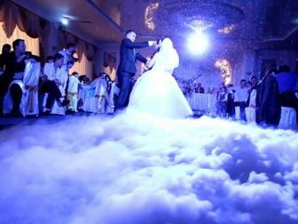 Уникальное foto Организация праздников Свадьба,холодный туман на первый танец 68105171 в Красноярске