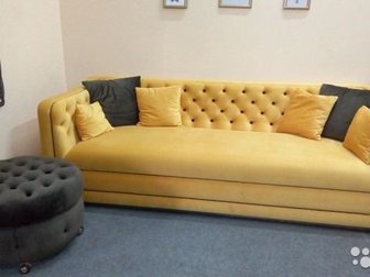 На все изделия и все ваши заказы, до конца марта 5% скидкиМожем изготовить в другом цвете и с любым вашим пожеланием, Шикарный диван в классическом стиле, Изготовлен в Красноярске