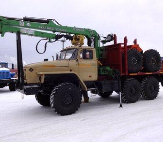 Фотография в   Лесовозный тягач на усиленном шасси Урал в Красноярске 2545000