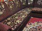 Мягкая мебель угловой диван  кресло