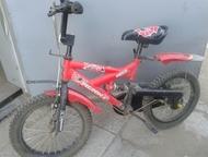 Продам детский велосипед Продам детский велосипед производства КНР б/у один сезо