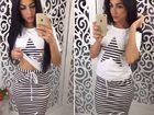 Просмотреть фото Женская одежда Костюм трикотажный , размер 42-44 52862161 в Кропоткине