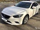 Mazda 6 2.5AT, 2015, 52000км