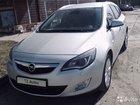 Opel Astra 1.4AT, 2012, 102600км